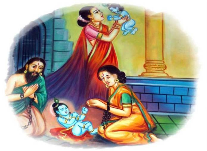 திருப்பாவை பாசுரம் 25 (ஒருத்தி மகனாய்ப் பிறந்து)