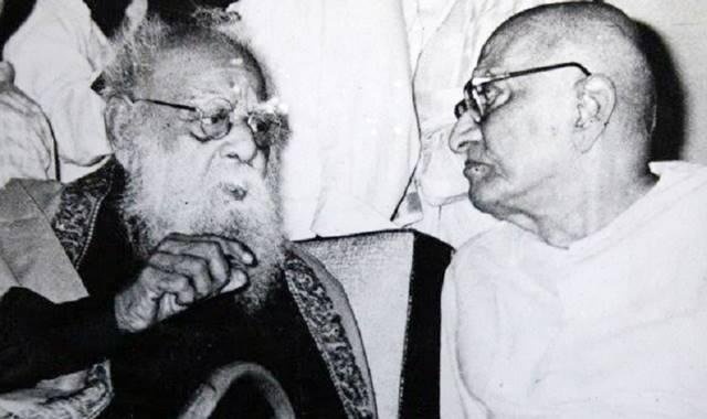 ஈ.வே.ராமசாமி நாயக்கர் காங்கிரஸில் இருந்து ஏன் வெளியேறினார்?