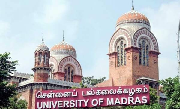 chennai university