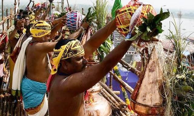 சிறப்பாக நடந்த நெல்லையப்பர் கோயில் குடமுழுக்கு: சர்ச்சையை கிளப்பிய விஜிலா சத்யானந்த்