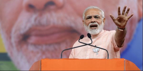 4 ஆண்டு செயல்பாடுகள்: சராசரிக்கும் குறைவான மதிப்பெண் பெற்ற மோடி அரசு