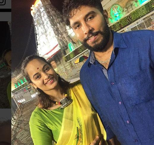சிவாஜி பேரனை திருமணம் செய்கிறாரா பிக்பாஸ் சுஜா?