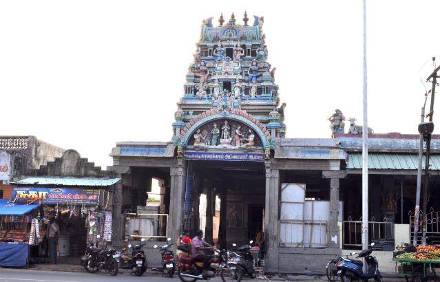 தொடங்கியது காரைக்கால் அம்மையார் கோயிலில் மாங்கனி திருவிழா