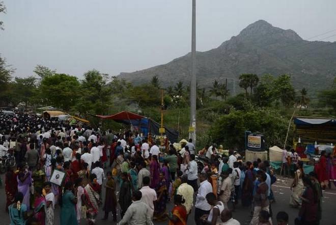 23 June26 Thiruvannamalai giri