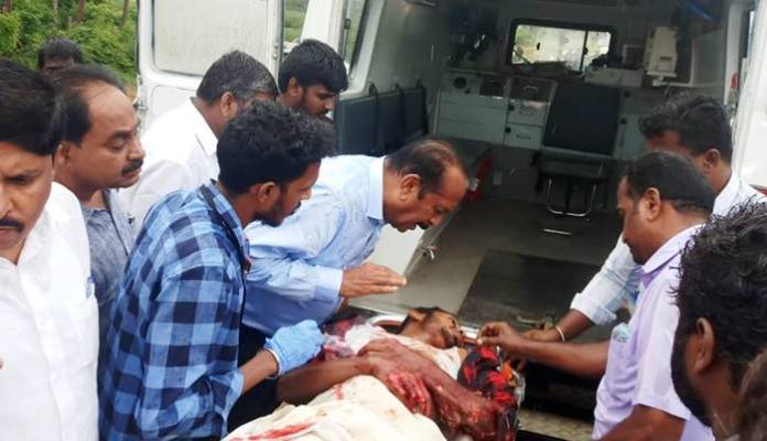 vaiko helped car accident youth