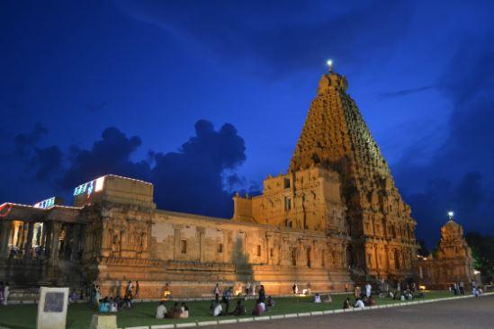 பெரியகோயிலில் ஆஷாட நவராத்திரி விழா இன்று தொடக்கம்
