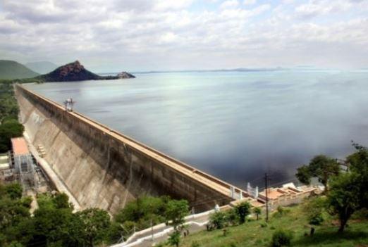 09 July23 Mettur dam - 1