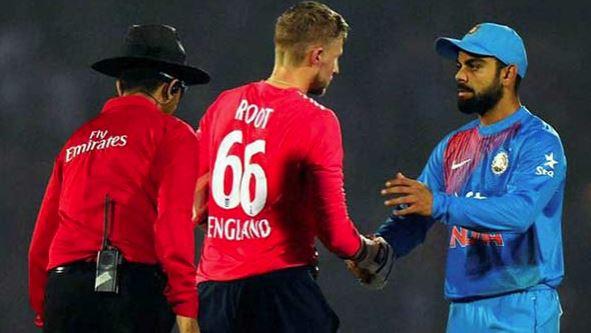 இந்தியா- இங்கிலாந்து டி20 தொடர் இன்று தொடக்கம்