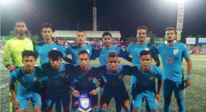 03 Aug 08 U20 Football india - 1