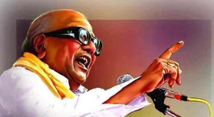 கருணாநிதி மறைவு: ராம.கோபாலன் இரங்கல்!