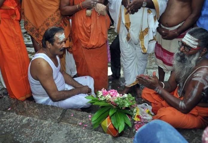 தாமிரபரணி புஷ்கர விழா மக்களின் ஒற்றுமையை உணர்த்தியுள்ளது: டாக்டர் கிருஷ்ணசாமி