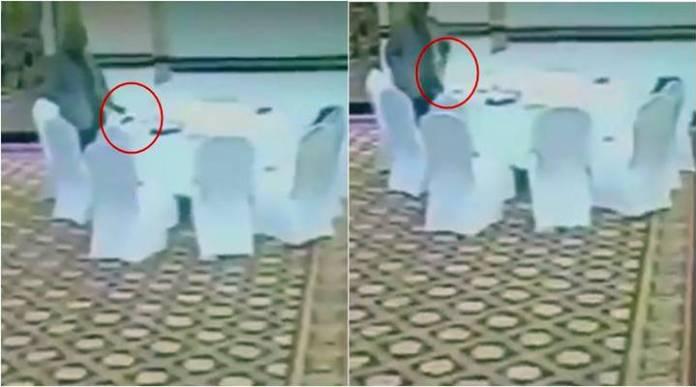 pak officer kuwait delegation wallet stealing 759