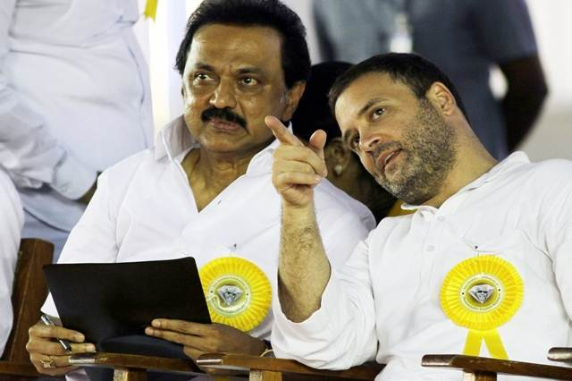 Rahul will become PM and Stalin will be CM in 2019 - 2