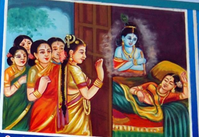 திருப்பாவை – பாசுரம் 10 நோற்றுச் சுவர்க்கம்