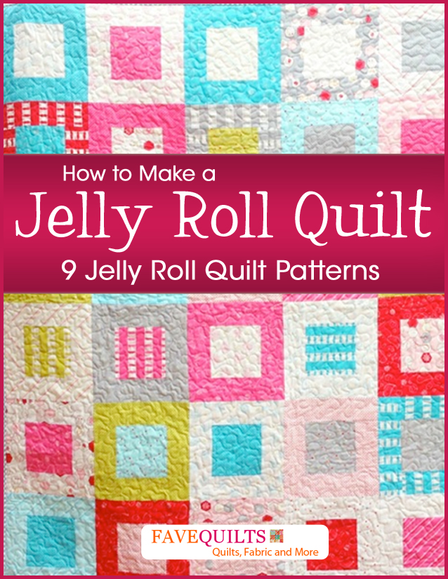 Free Quilt Patterns Using Jelly Rolls : quilt, patterns, using, jelly, rolls, Jelly, Quilt:, Quilt, Patterns