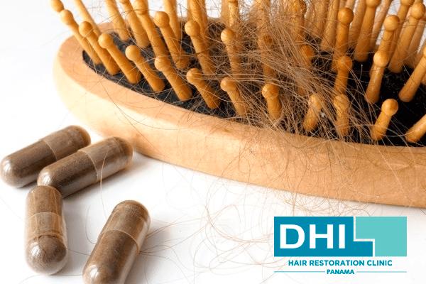Pérdida de cabello por la anemia - DHI - Panama
