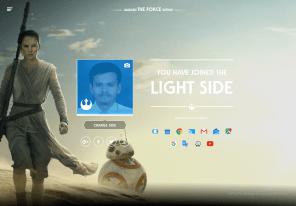 Light side starwars