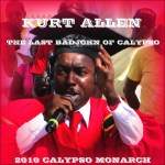 Cover: Kurt Allen - The Last Badjohn of Calypso