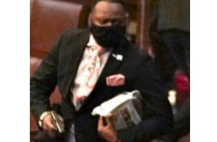 Suspected Capitol Police shooter, (UPDATE: Lt. Michael Byrd... see info in post linked above.)