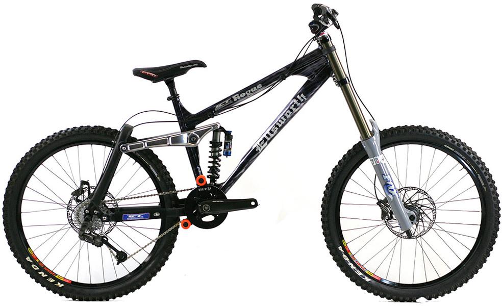 DH Bikes : l'encyclopédie des vélos de descente (DH