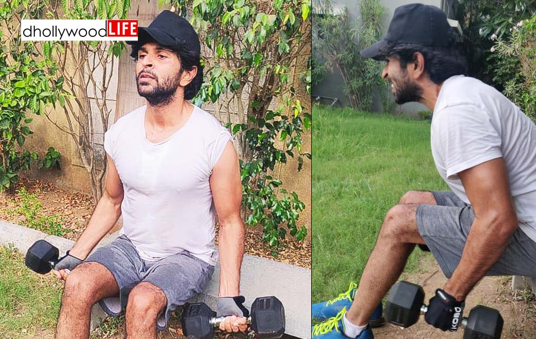 Workout keeps me active during this lockdown: Gaurav Paswala