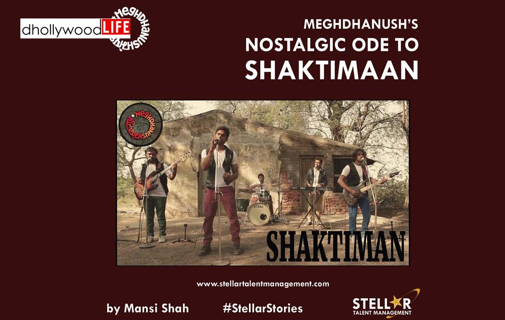 Shaktiman re-created: The Meghdhanush