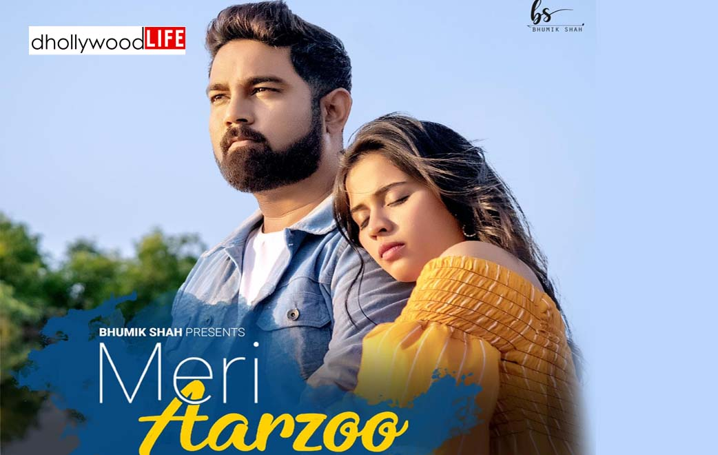 The romantic track by popular singer Bhumik Shah titled Meri Aarzoo out now!
