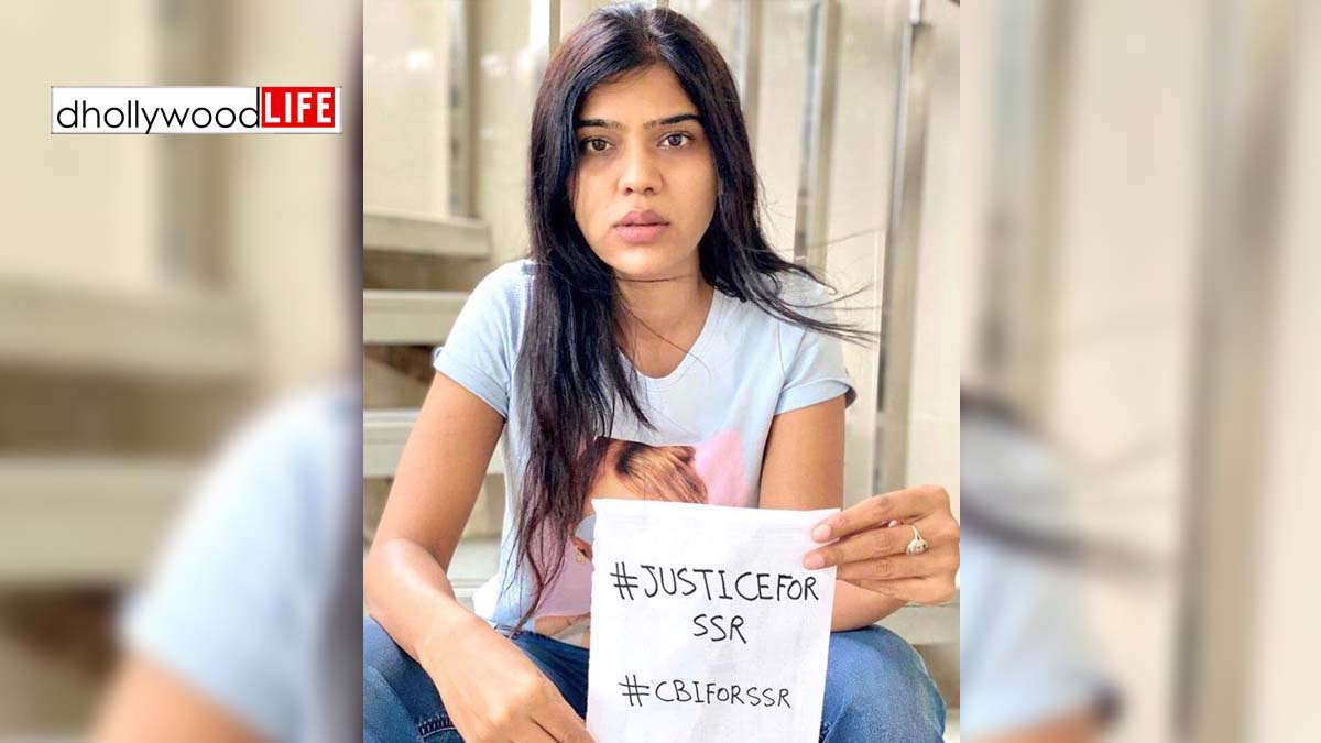 Khushi Shah reacts on SC verdict for late Sushant Singh Rajput case