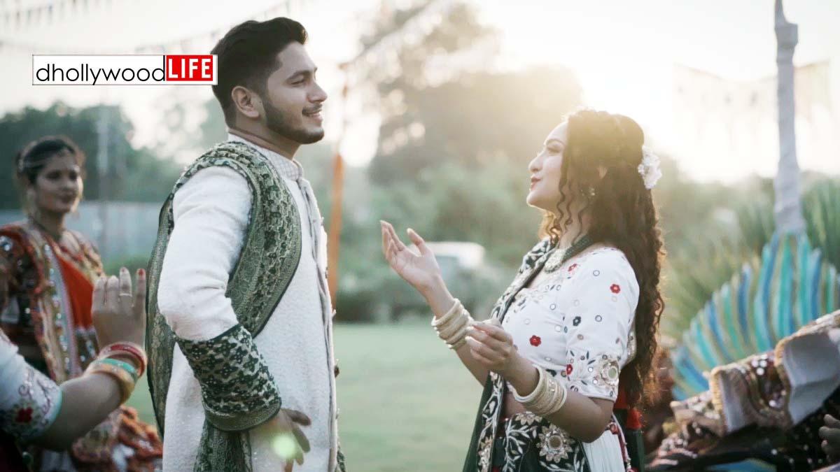 "Santvani and Calvin Mehta's ""Raas Ramva Ne Shyam Jo Aave "" released, Crossed 50k+ views in just a day!!"