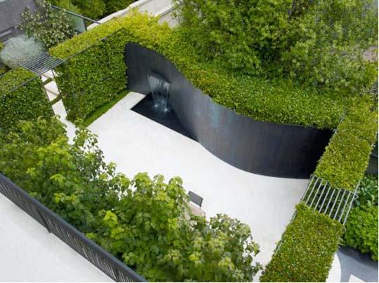 2011 amazing modern landscape garden design