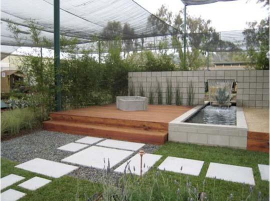 2011 amazing modern landscape garden
