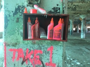 Abandoned Paint Factory
