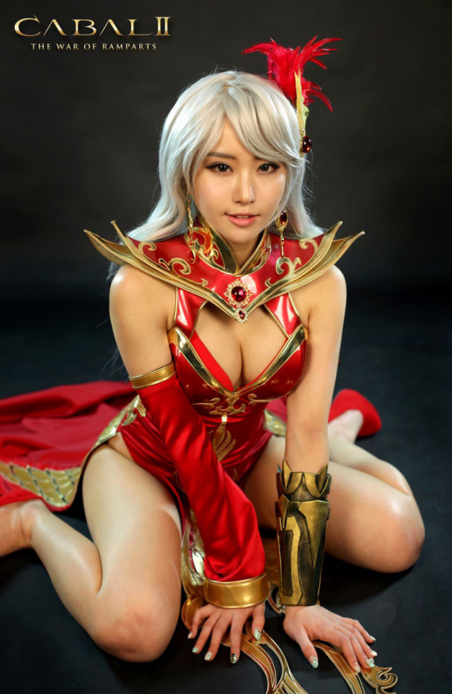 R4PG Sexy Cabal2 Cosplay