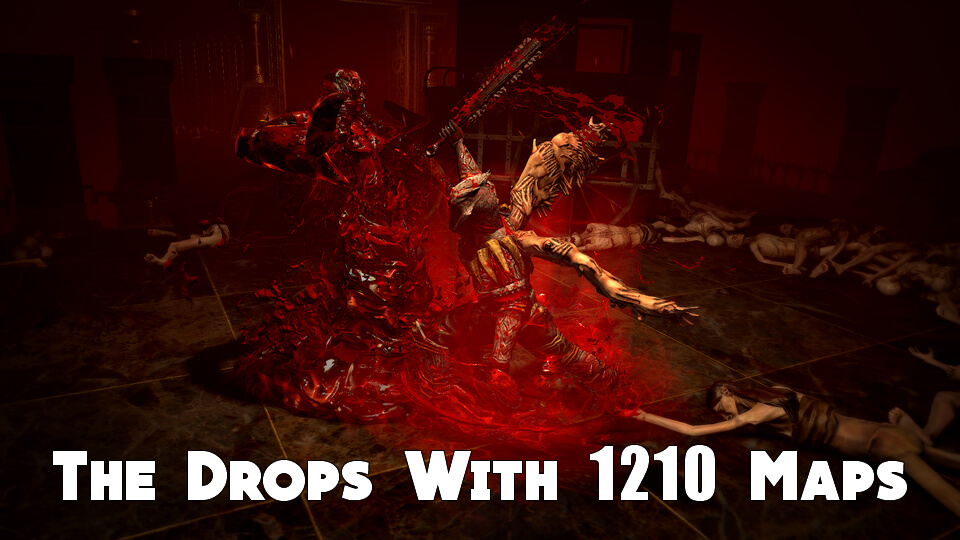 the drops with 1210