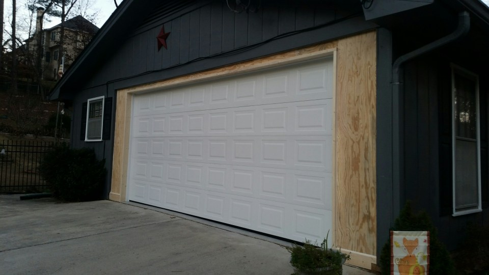 turn metal carport into garage - carports garages