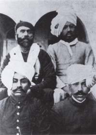Dhrupad Maestros of the Dagar Family (ca 1918)