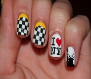 york nail art - amazing
