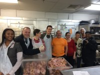DHS Employees Volunteered at DC Central Kitchen Wednesday ...