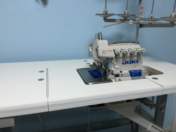 Juki MO-6712 - 34Thread High-speed Overlock w/ Table & Motor (Table Comes Assembled)