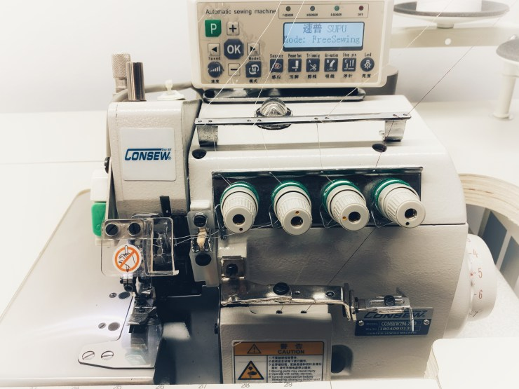 Consew 794-7DD Complete with Table Stand and Direct Drive Motor