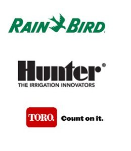 Irrigation logos