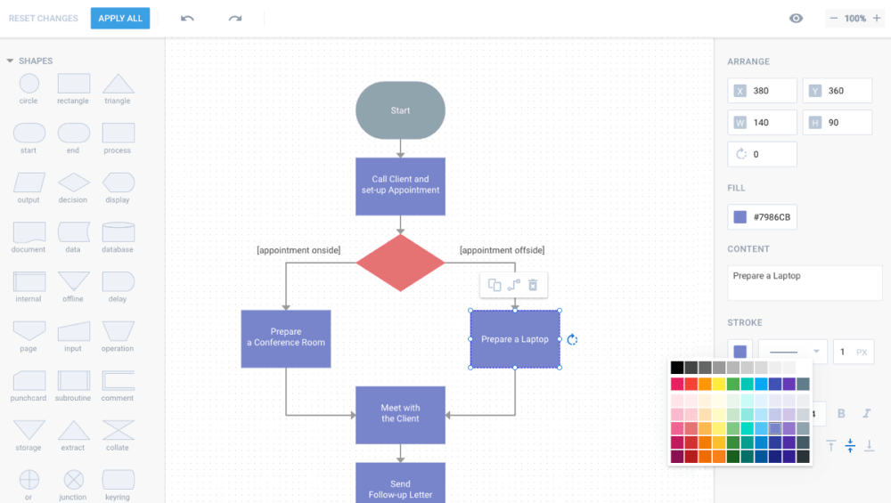 medium resolution of javascript diagram and org chart editors
