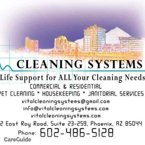 NOW HIRING Housekeepers Carpet Techs and Janitorial