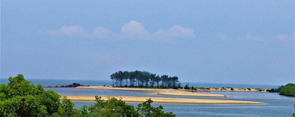 South Goa Island