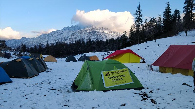 Khullra Top Campsite