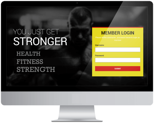 health club membership management software