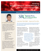 Medical practice newsletter