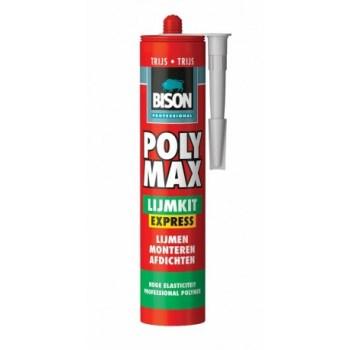 Bison professional Polymax lijmkit