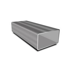 staal rechthoekige buis - rechthoekige koker staal