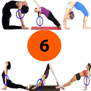 yoga poses elbow pain
